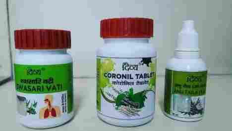 patanjali coronil medicine kit