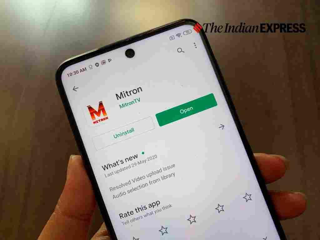 mitron indian tik tok alternative app - tiktok ke badle indian app