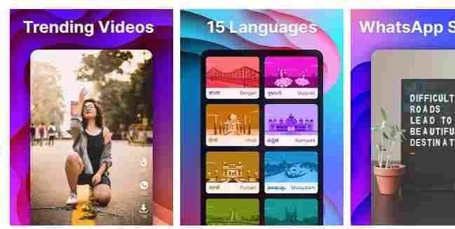 moj app download indian sharechat app