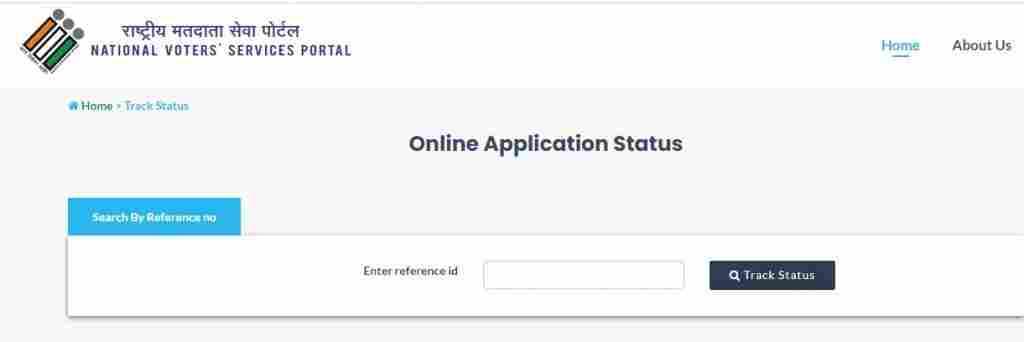 nvsp voter id status check