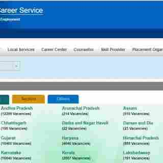 ncs gov in national career service portal