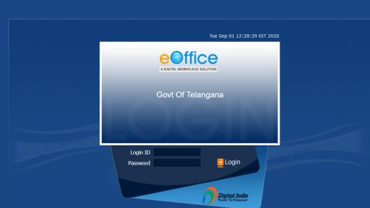 eoffice login