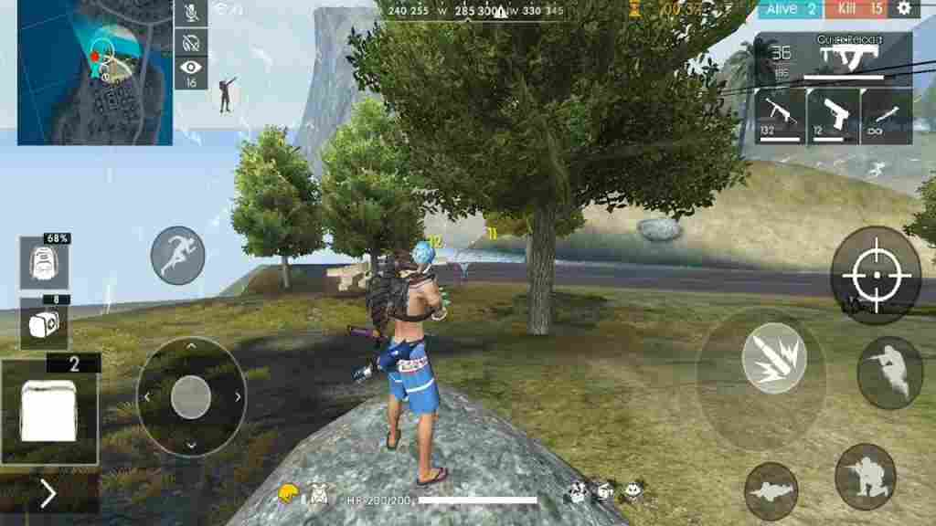 faug game screenshot