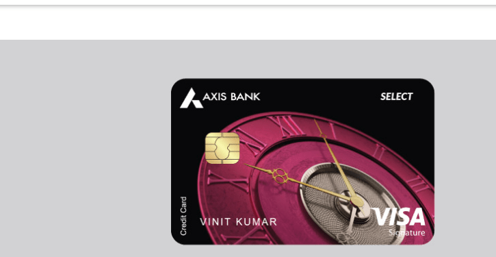 Axis Bank Credit Card Charges