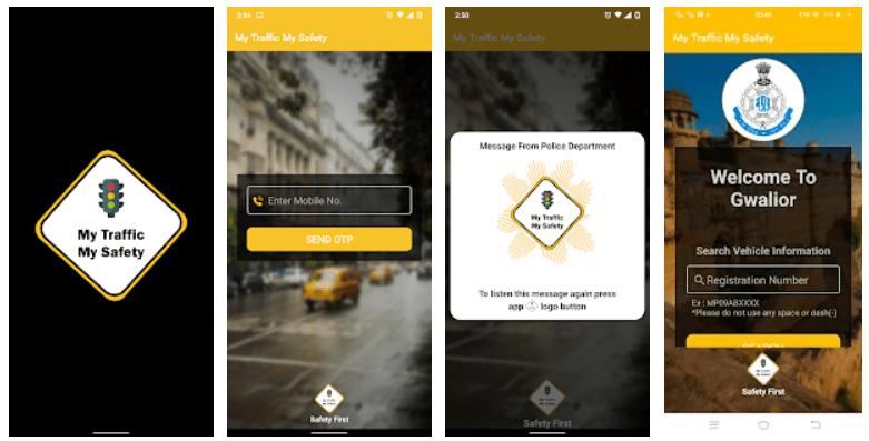 MY Traffic My Safety App